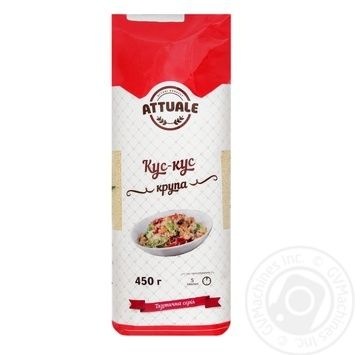 Groats Attuale 450g packaged - buy, prices for Furshet - image 1