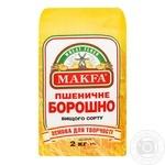 Makfa Premium wheat flour 2000g - buy, prices for MegaMarket - image 1