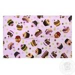 Полотенце Хоз Торг кухонный с рисунком - купить, цены на Фуршет - фото 2