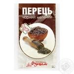 Перец черный молотый Фуршет 20г - купить, цены на Фуршет - фото 1