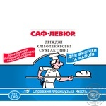 Saf-Levyur Dry Yeast for Baking and Drinks 50g - buy, prices for Novus - image 1