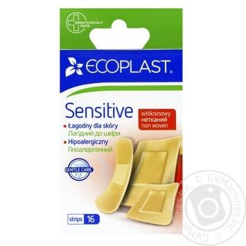 Plaster Ecoplast 16pcs packaged - buy, prices for Furshet - image 1