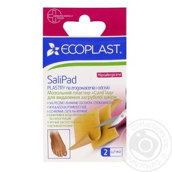 ПластирСалiПаддля видал загр шкiри 2шт - купить, цены на Фуршет - фото 1