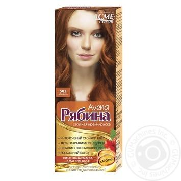 Acme Color Rowan Avena №583 Almond hair dye - buy, prices for Furshet - image 1