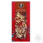 Шоколад черный Shoud'e с цукатами и малиной 70% 100г