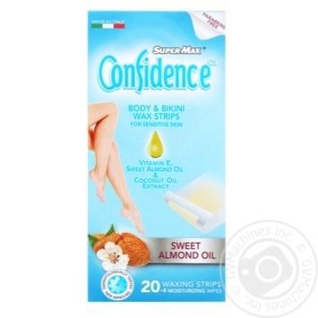 Body wax Super-Max Strip 20pcs - buy, prices for Furshet - image 1