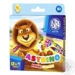 Astrino Colored Pencils 12 Colors + 2 Multicolored