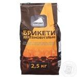 Sekretnye Tekhnolohyy Charcoal Briquettes 2.5kg