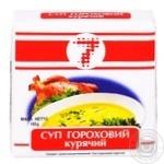 Суп Семерка гороховый куриный 160г