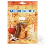 Желтый полосатик Eurogroup солено-сушеный 18г