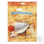 Снеки Eurogroup Желтый полосатик солено-сушеный 36г