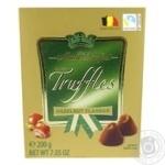 Конфеты Maitre Truffout Fancy Truffles со вкусом фундука 200г