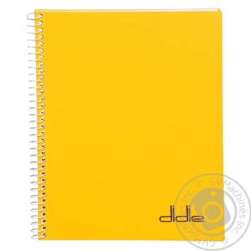 Didie A5 80 Sheets Notebook in Assortment - buy, prices for Tavria V - image 1