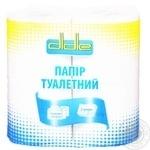 Туалетная бумага Didie трехслойная 4шт