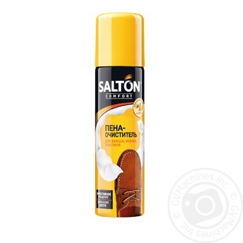 Salton For Suede, Nubuck, Textile Products Foam Cleaner 150ml - buy, prices for Tavria V - image 1
