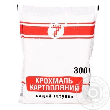 Крахмал Семерка картофельный 300г - купить, цены на Таврия В - фото 1