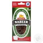 Snack Nabeer salted dried 25g packaged - buy, prices for Novus - image 1