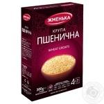 Крупа Жменька пшенична в пакетиках 300г - купити, ціни на МегаМаркет - фото 1