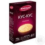 Zhmenka Couscous Wheat Groats in Bags 400g