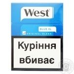 Cigarettes West Original Blend Blue 25pcs