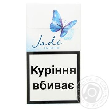 Цигарки Jade La Blue - купити, ціни на CітіМаркет - фото 1