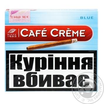 Сигара Cafe Creme Henri Wintermans Blue - купить, цены на Фуршет - фото 1