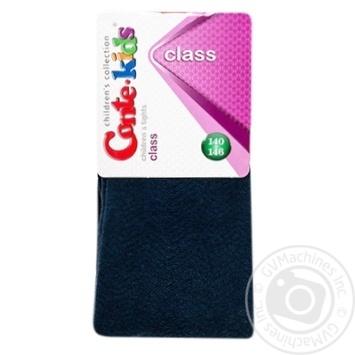 Колготки дит.Conte-kids Class 192 т.синій р140-146 шт - купити, ціни на Фуршет - фото 1