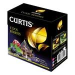 Чай черный Curtis Cool Berries в пирамидках 20шт*1,7г