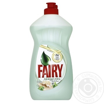 Fairy Tea Tree And Mint Dishwashing Liquid Detergent 500ml - buy, prices for Furshet - image 1