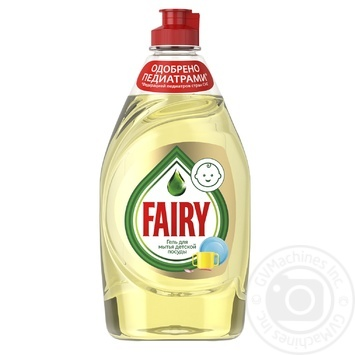 Fairy Baby Dishwashing Liquid Detergent 450ml - buy, prices for Furshet - image 1
