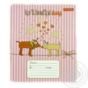 Family Line Notebook 12 sheets - buy, prices for Furshet - image 1
