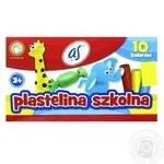 AS Plasticine 10 colors