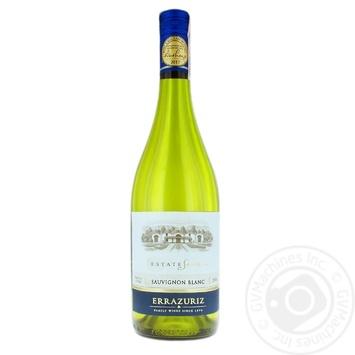 Errazuriz Sauvignon Estate White Dry Wine 0.75l