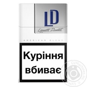 Сигареты LD Silver - купить, цены на СитиМаркет - фото 2