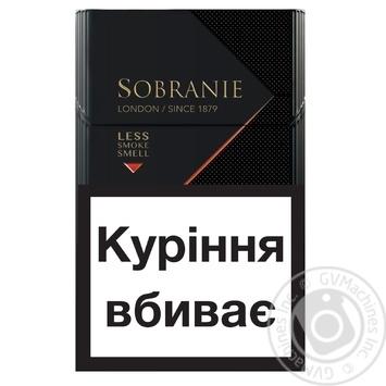 Сигареты собрание черный купить city электронные сигареты вкусы одноразовые