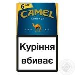 Сигареты Camel Compact Blue - купить, цены на Фуршет - фото 1