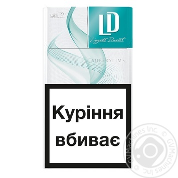 LD Menthol Cigarettes - buy, prices for CityMarket - photo 2