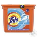 Капсулы для стирки Tide Все-в-1 Touch of Lenor Fresh 23шт