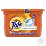 Tide Pods 3 In 1 Alpine Fresh Washing Capsules 15pcs 24,8g