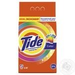 Tide Color Automat Laundry Powder Detergent 6kg