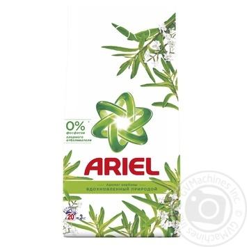 Стиральный порошок Ariel Аромат вербены 3кг - купить, цены на Novus - фото 1