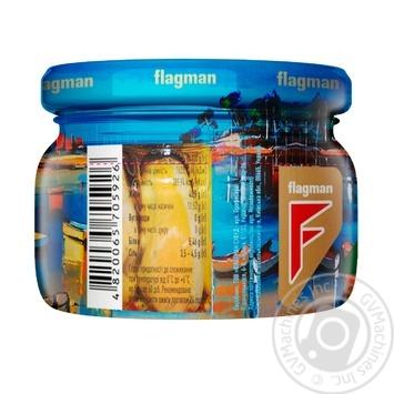 Мидии Flagman в масле с травами 200г - купить, цены на Фуршет - фото 3
