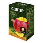 Чай зеленый Curtis Tropical Mango байховый 90г