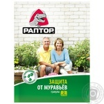 Raptor Aagainst Garden And House Ants Granules 100g