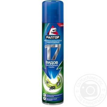 Raptor Universal Against Insect Spray 275ml