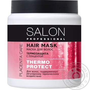 Маска для волос Salon Professional Термозащита 500мл