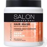 Маска для волос Salon Professional Глубокое восстановление 500мл