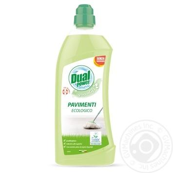 Засіб для миття підлоги Dual Power Green Life 1л - купити, ціни на Novus - фото 1