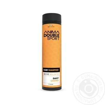 Шампунь для волос Anima Double Sport Еежедневный уход 400мл
