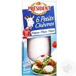 Сир President з козячого молока 45% 100г